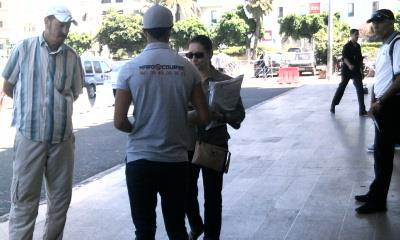 Distribution de flyers rabat